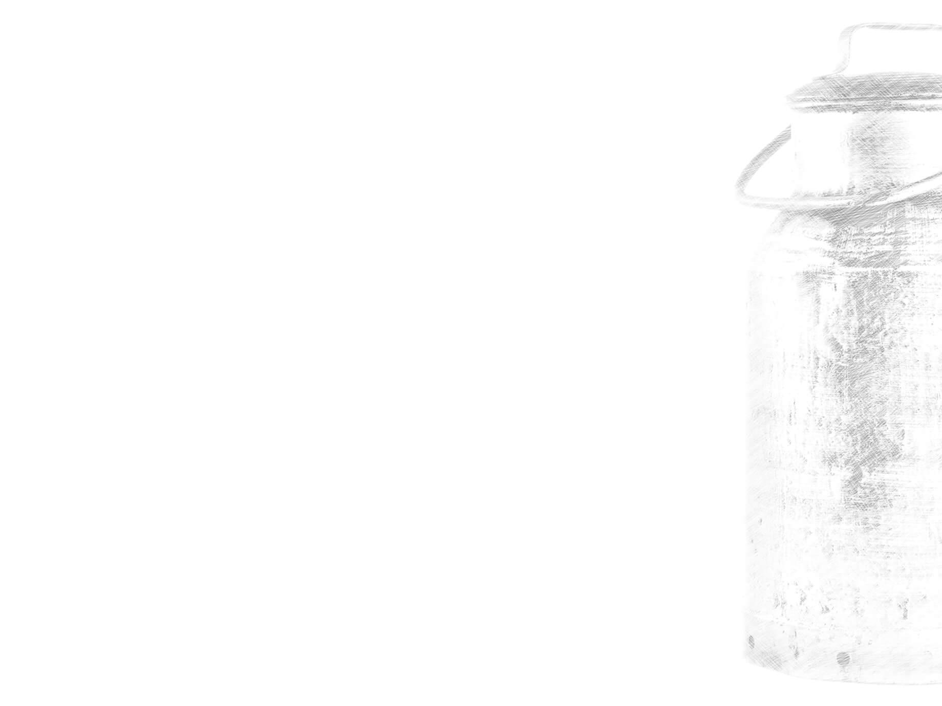 Milchkanne Schraffur 4000x3000