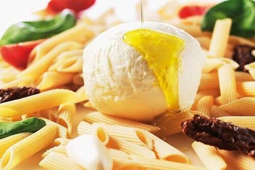 Rezept Penne Mozzarella