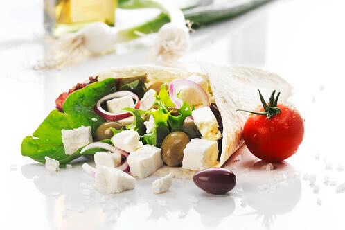 Rezept Griechischer Bauernsalat